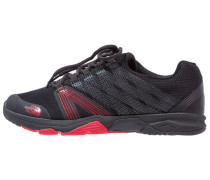 LITEWAVE AMPERE II - Trainings- / Fitnessschuh - black/red
