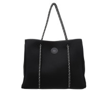 SALTY CANDY Shopping Bag anthracite