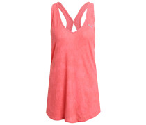 MESH IT UP Funktionsshirt sunkist coral/desert rose