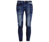 ABKE Jeans Slim Fit blue denim