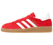 SPEZIAL Sneaker low cool red/white/gold metallic