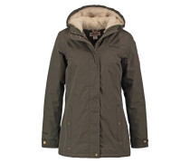 BRODIAEA Outdoorjacke dark khaki
