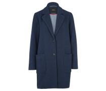 Wollmantel / klassischer Mantel - dress blues