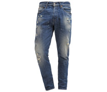 Jeans Tapered Fit dusted