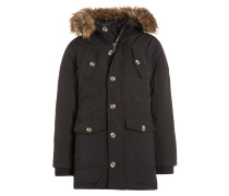 GIRGO Wintermantel black