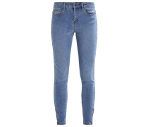 VMSEVEN Jeans Slim Fit medium blue denim