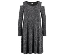 Jerseykleid - black space