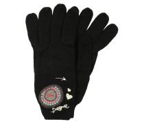 YEAH Fingerhandschuh black