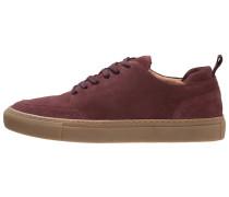 Sneaker low - bordeaux