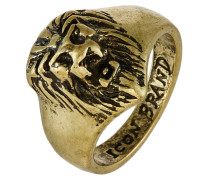 SELASSIE - Ring - gold-coloured
