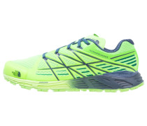ULTRA ENDURANCE - Laufschuh Trail - power green/shady blue