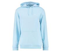 LA SKATE - Kapuzenpullover - crystal blue