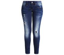 GStar LYNN MID SKINNY Jeans Slim Fit neutro stretch denim