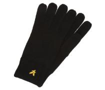Fingerhandschuh true black
