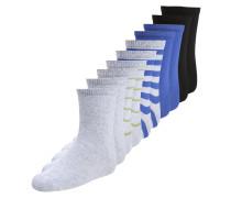 NIT 10 PACK Socken mazarine blue