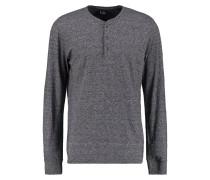 Langarmshirt - graphite melange