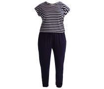 Jumpsuit - navy/real white