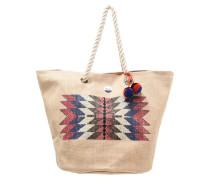 SUN SEEKER - Handtasche - natural