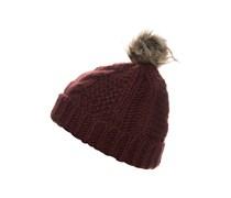 Topshop Mütze burgundy
