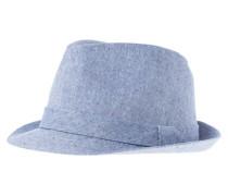 Hut blue