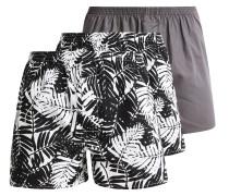 3 PACK - Boxershorts - white/black