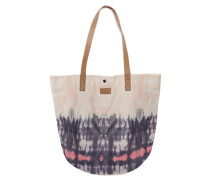 BATIK FESTIVAL - Shopping Bag - beige