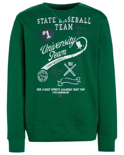 Sweatshirt - grün