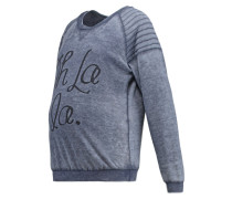ADALIE Sweatshirt ombre blue melange