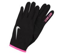 RIVAL Fingerhandschuh black/hyper pink/silver