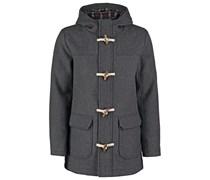 Wollmantel / klassischer Mantel dark grey
