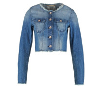 ONLPIA Jeansjacke medium blue denim