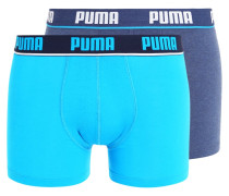 BASIC 2 PACK - Panties - blue