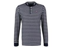Langarmshirt navy blue