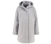 HAYDEN Wollmantel / klassischer Mantel light grey