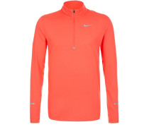 ELEMENT Langarmshirt turf orange