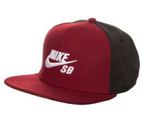 SB ICON Cap team red/black/white