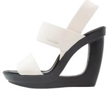 YELENA High Heel Sandaletten soft white