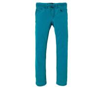 ISLA AUGUSTINA - Jeans Straight Leg - bleu