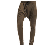 DROP Jogginghose olive