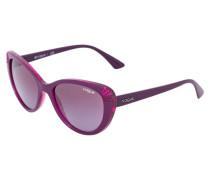 Sonnenbrille purple/dark purple