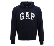 Sweatshirt tapestry navy