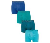 4 PACK Panties blue