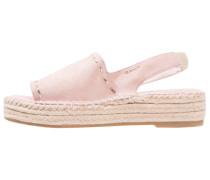 CLARA - Plateausandalette - dusty pink