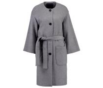 MARNIE Wollmantel / klassischer Mantel charcoal
