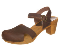 MATRIX Clogs antique brown
