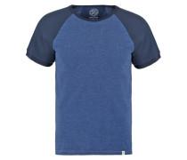 TShirt print blue/dark blue