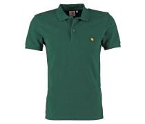 SLIM FIT Poloshirt conifer/gold