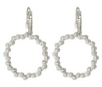 CAROLE Ohrringe shiny silvercoloured