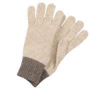 Fingerhandschuh white