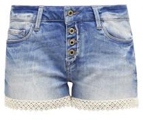 EMILY Jeans Shorts true blue boho